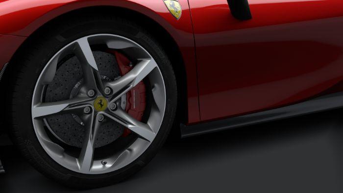 Ferrari SF 90 Stradale - wheel view
